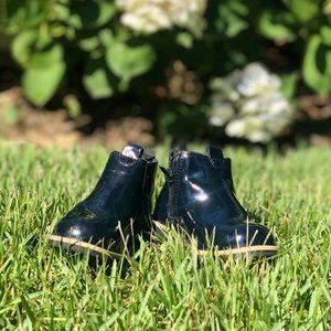 Chelsea Boots, waterproof, Navy, size EU19